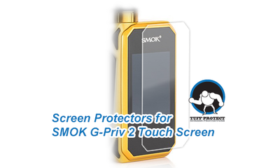 Screen protectors for SMOK G-Prive 2 Touchscreen